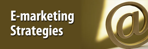 E-marketing Strategies